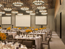 Hyatt Regency Wuhan Optics Valley会议场地-宴会厅