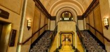 Fairmont Peace Hotel会议场地-门厅