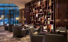 JW Marriott Hotel Chongqing会议场地-大堂吧