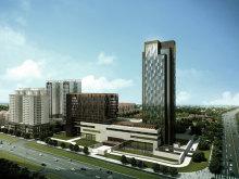Hyatt Regency Wuhan Optics Valley会议场地-外观