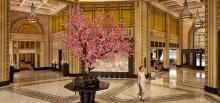 Fairmont Peace Hotel会议场地-大堂