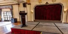 宴会厅舞台