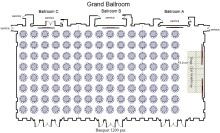 大宴会厅-1200人宴会