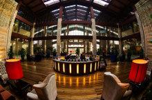 Hangzhou Blossom Water Museum Hotel会议场地-水方园大堂吧
