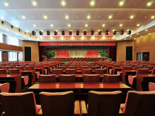 International Hot Spring Hotel Beijing会议场地-会议厅-课桌布置