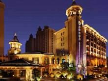 Chateau Star River Guangzhou Peninsula会议场地-外观夜景