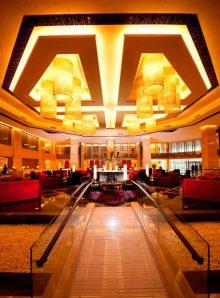 Hilton Beijing Capital Airport Hotel会议场地-大堂吧