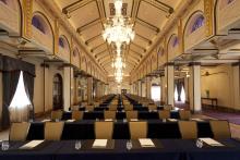 和平厅-课桌式