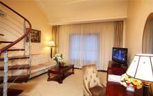 复式大床房-客厅