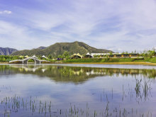 Beijing Longwan International  Camping  Park会议场地-远景