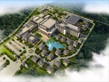 Soluxe International Convention Center Beijing会议场地-酒店鸟瞰图