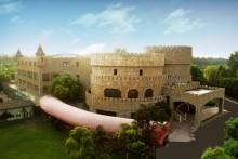 Golden Villa Club会议场地-酒店外观1