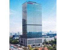 Shanghai Marriott Hotel Pudong East会议场地-外观