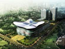 Shanghai Convention & Exhibition Center of International Sourcing