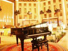 Feitian Hotel Beijing会议场地-大堂吧