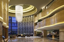 Crowne Plaza Beijing Lido会议场地-酒店大堂