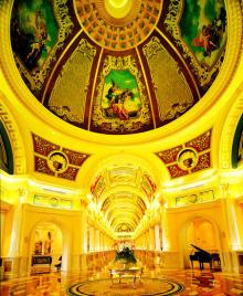 Phoenix City Hotel会议场地-拱廊