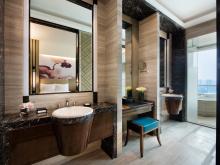 双人房浴室