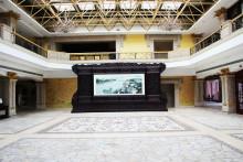 Soluxe International Convention Center Beijing会议场地-综合楼大堂