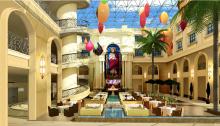 Guangxin International Hotel会议场地-大堂