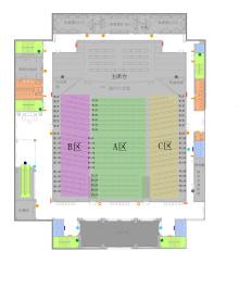 会议楼3层平面图