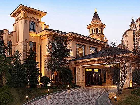 广州星河湾半岛酒店(原广州海怡半岛星河湾酒店)