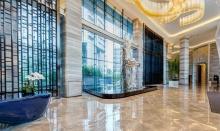 JW Marriott Hotel Shenzhen Bao'an会议场地-大堂