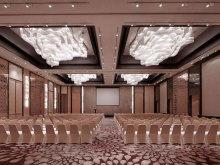 豪华宴会厅:剧院式布置