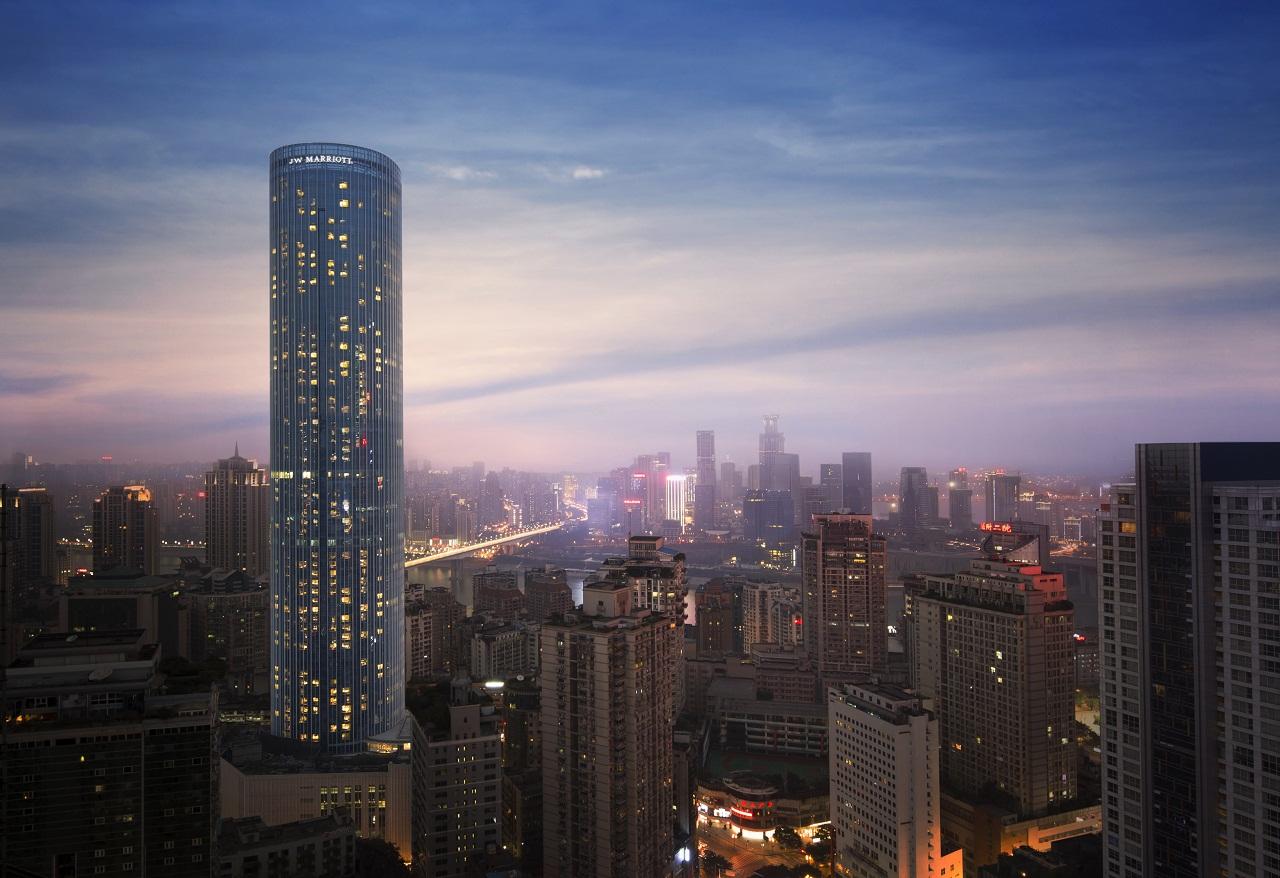 重庆JW万豪酒店