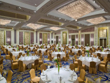 宴会厅-圆桌布置