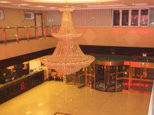 Super8 Hotel (Beijing Capital Airport Houshayu Metro Station Branch)会议场地-大厅