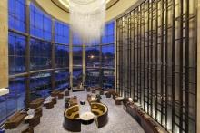 Crowne Plaza Beijing Lido会议场地-大堂酒吧