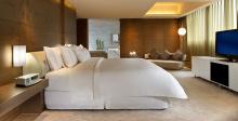 总统套房-卧室