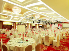 Beijing Jingyi Hotel会议场地-大宴会厅