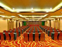 Pretty Tianfu Hotel会议场地-会议厅-课桌布置