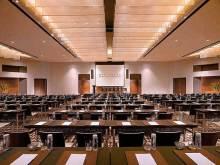 Grand Hyatt Guangzhou会议场地-会议厅-课桌布置