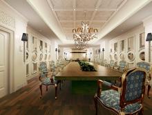 Guangxin International Hotel会议场地-会议室