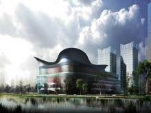 Shanghai Convention & Exhibition Center of International Sourcing会议场地-外观1