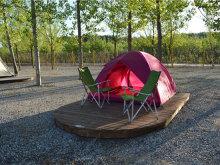 帐篷营位双人帐篷效果图