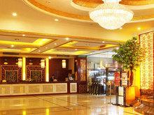 Pretty Tianfu Hotel会议场地-大堂