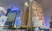 InterContinental Shanghai Pudong会议场地-夜景