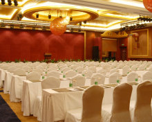 Kempinski Hotel Shenzhen会议场地-会议厅-课桌布置