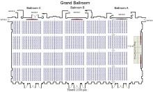 大宴会厅-2160人剧院
