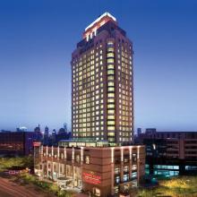 Crowne Plaza Hotel, Century Park Shanghai