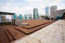 ShanghaiMart Conference Center会议场地-屋顶花园-户外平台