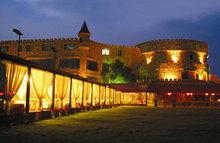 Golden Villa Club会议场地-酒店外观